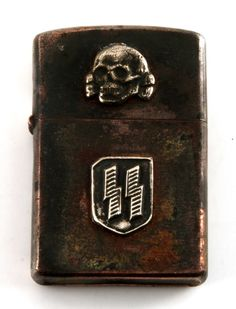 Buy online, view images and see past prices for GERMAN WWII WAFFEN SS CIGARETTE LIGHTER. Invaluable is the world's largest marketplace for art, antiques, and collectibles.