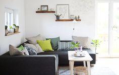Ikea Home Interior Design Home Decor Bedroom, Living Room Decor, Living Room Designs, Living Spaces, Cosy Apartment, Best Home Interior Design, Ikea Home, Home Furnishings, Furniture