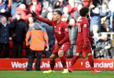 Doubles for Sadio Mane and Roberto Firmino sealed a Liverpool comeback win that put them a point behind leaders Manchester City. Relegation-battling Burnley too Bbc Football, Sky Sports Football, Latest Football News, Liverpool One, Liverpool Players, Liverpool Football Club, Stamford Bridge Chelsea, Ashley Barnes