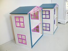 Small Doll's Houses @R450 each.  Pick your own colour