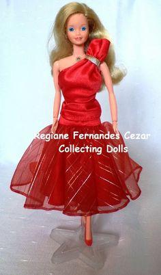 #Barbie #Estrela #NoiteDeGala 1987