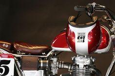 1972 BSA 500cc GP - Heroes Motorcycles