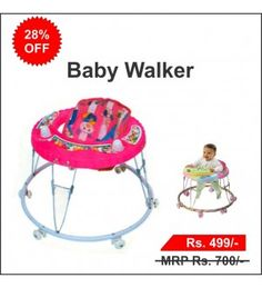 Buy Online - Baby Walker India - Low Price - 499 Only - 24sevenindia