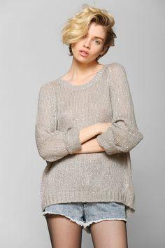 Kimchi Blue Twinkle Twinkle Sweater online only