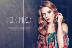 Editorial de Moda Almeida Junior