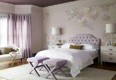 Cute velvet room