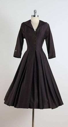 Vintage 1950s Junior Accent New Look Dress