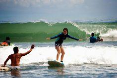High five to Surfing! - Baler, Aurora
