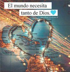 El mundo necesita de Dios