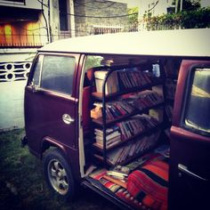 mobile used bookstore… thailand