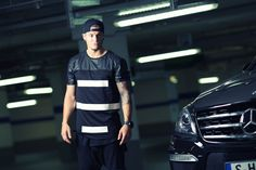 The black Leather Jersey! Get ready for the new SHRDD Collection! September Twentysixth. Only on shrdd.com!