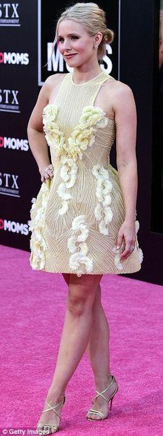 Kristen Bell à l'avant-première de Bad Moms