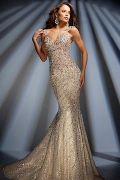 tony bowls evening gowns - Google Search