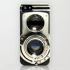 Vintage Camera iPhone Case $35