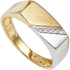 Dreambase Herren-Ring Gelbgold mit Weißgold kombiniert 14... https://www.amazon.de/dp/B01GQWZ1CC/?m=A37R2BYHN7XPNV