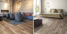 Daltile - tiles that look like wood