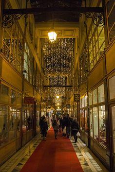 Paris, Passage du Grand Cerf, 2e