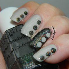 Instagram photo by pinkedpolish #nail #nails #nailart