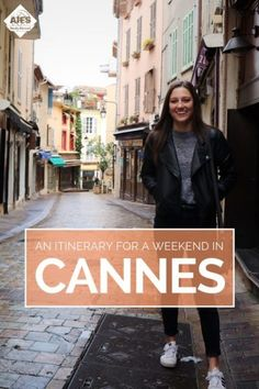 Are you planning a trip to Cannes, France? AIFS Student Blogger, Natalie, shares what she think is the perfect itinerary for this gorgeous city on the French Riviera.