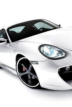 Porsche Cayman GT