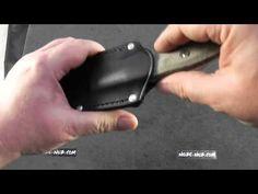 SMG1510 Steel Will Gekko 1510 Fixed Blade Steel Will Nože Nůž