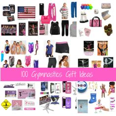 100 Gift Ideas for the Gymnast in your Life!