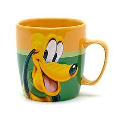 Disney Pluto Bright Large Mug