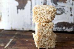 Copycat Starbucks marshmallow dream bars