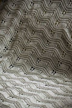 Free knitting pattern for Lars and the Real Girl Blanket and more knitting patterns from movie and tv
