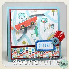 GO FOR IT Hybrid card by ArielleHGordon