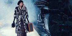 Fashion Editorial: Winter Heats Up - HarpersBAZAAR.com