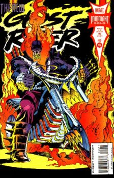 Vengeance - character owned by Marvel Comics. He was initially introduced as an antagonist for the Ghost Rider. Lt. Michael Badilino was the first known person to be host, now the entity is attached to Deputy Kowalski. Vengeance prefers using corporal punishment on human sinners where Ghost Rider takes a more pacifist approach.