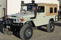 Toyota Land Cruiser 40 Series from Expedition Portal