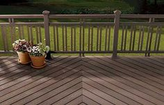 Deck railing ideas ***Repinned by Normoe, the Backyard Guy (#1 backyardguy on Earth) Follow us on; http://twitter.com/backyardguy