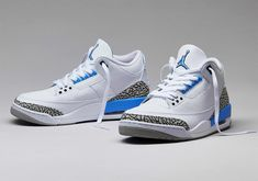 Air Jordan 3 UNC CT8532-104 | SneakerNews.com