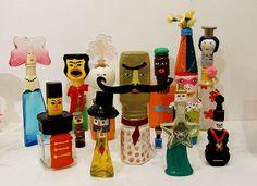 Diy Toys, Toy Diy, Retro Color, Kitsch, Display, Dolls, Children, Artist, Cute