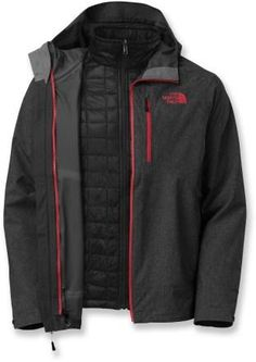 The North Face ThermoBall Triclimate 3-in-1 Jacket - Men's - REI.com