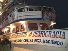 Obama advierte que Cuba podría usar la fuerza contra actos de exiliados cubanos en Miami