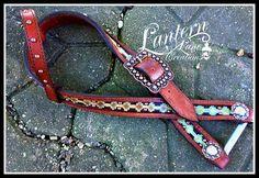 custom belt headstall