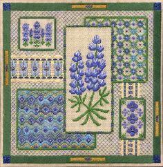 Mini Mystery Monday, Floral Surprise COLOR SAMPLER, AMAZING