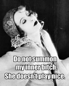 Don't play Nice