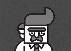 Angry Boss!! (Gif)