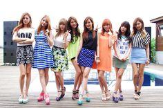 Name: After School Debut: 2009 Members: Jungah, Jooyeon, Yoojin, Hyerin, Jinah, Sooyoung, Leeyoung, Kaeun Former Member(s): Soyoung, Rebekha, Jiyoung