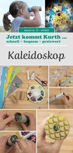 Kaleidoskop – Well come To My Web Site come Here Brom Pinecone Crafts Kids, Pine Cone Crafts, Paper Plate Crafts, Paper Plates, Diy For Kids, Crafts For Kids, Cloud In A Jar, Weather Science, Science Experiments Kids
