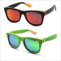 >> Click to Buy << Polar Wooden Sunglasses Manufacturer  Round Black DU Wood Polarized Red  Unisex Sunglasses Ladies 2017 Wooden Sunglassem #Affiliate