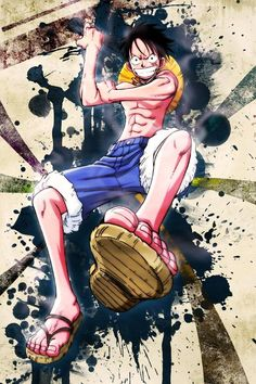 Browse ONE PIECE collected by Zeineb Drissi and make your own Anime album. One Piece 1, One Piece Luffy, One Piece Manga, Luffy Gear Fourth, Luffy Gear 4, Action Wallpaper, One Piece Wallpaper Iphone, Wallpaper Downloads, Dc Anime