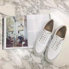 Harrys of London | Tinie Tempah wearing Mr Jones White in The Gentleman's Journal October Issue