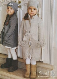 Malvi & Co for Vogue Kids Fall Winter 2011-12 Collection www.vogue.it