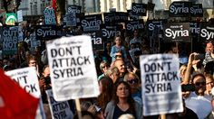 'Don't bomb Iraq & Syria!' Stop the War to protest at Downing Street - RT #Syria, #Iraq, #War, #Protests
