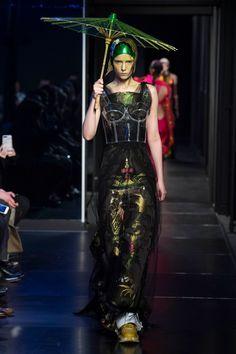 Maison Margiela  #VogueRussia #couture #springsummer2018 #MaisonMargiela #VogueCollections